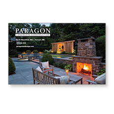 Paragon Landscape Construction Display Ads