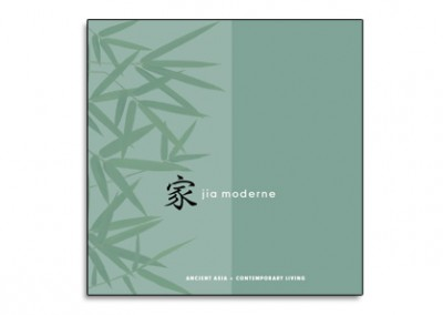 Jia Moderne Gallery Booklet
