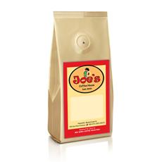 Joe's Coffee House Packaging
