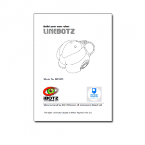 LineBOTZ Manual - Cover