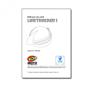 LineTracker Manual - Cover