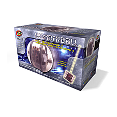 iBOTZ Wonderball Robot Packaging