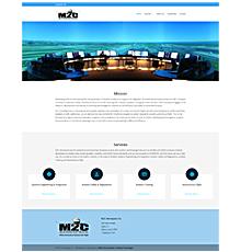 M2C Aerospace Web Site