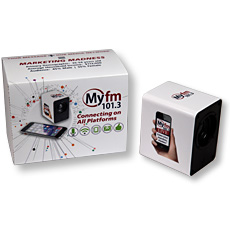 MyFM 101.3 Promotional Package
