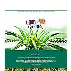 Gibby's Garden Web Site